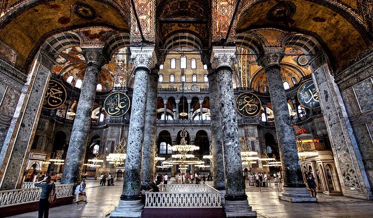 Hagia Sophia Shen Sofia 1
