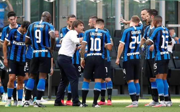 Inter Bologna Conte