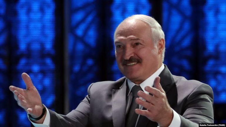 Presidenti I Bjellorusisë, Alyaksandr Lukashenka