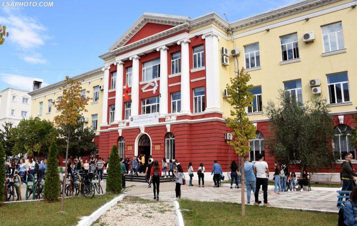 Universiteti I Tiranes1