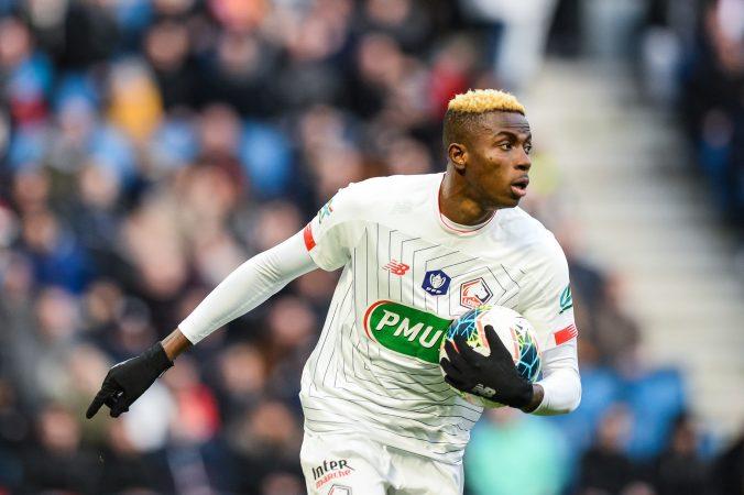 Victor Osimhen Losc Lille Napoli Accord