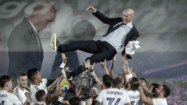 Zinedine Zidane Real Madrid La Liga Futbol 505959736 155930086 1706x960