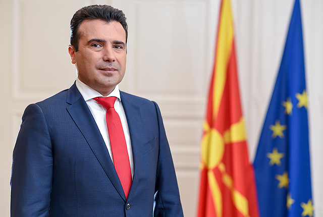 Zoran Zaev Pvrm