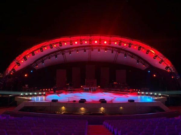 Amfiteatri I Tiranes