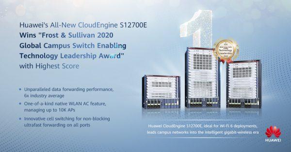 Cloudengine S12700e