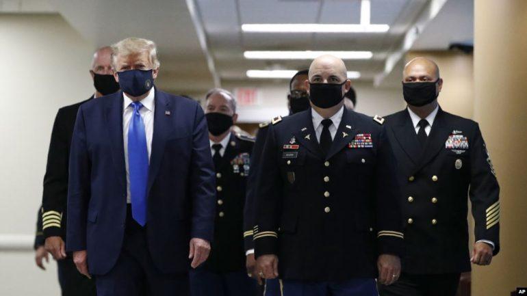 Trump Me Maske
