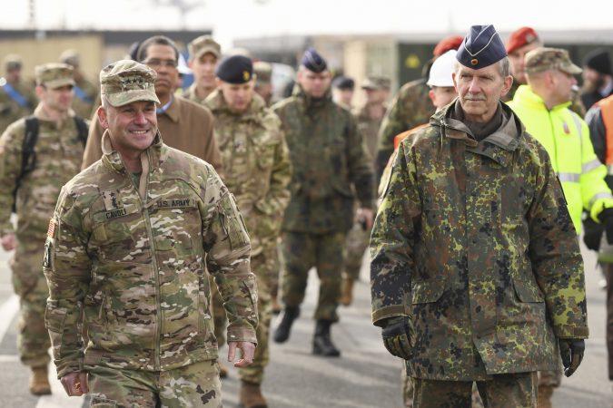 "Defender Europe 20"" Major Exercise"