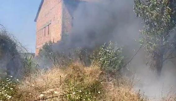 Zjarr Ne Fushe Kruje
