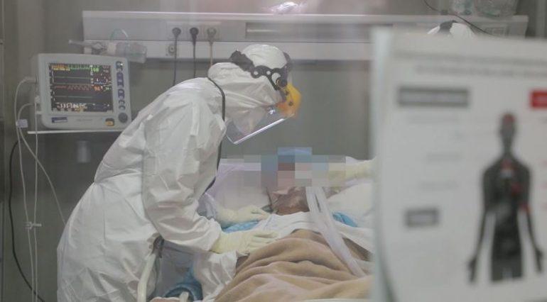 Infektivi Pacientët Koronavusi 81