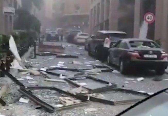 Liban Shperthimi