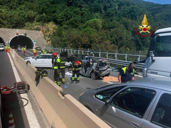 Incidente A12 Tra Chiavari E Rapallo 640980