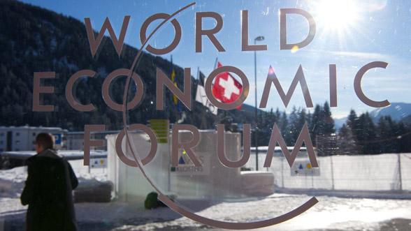 World Economic Forum, Wef, Davos, Wirtschaftstreffen, 40. Weltwirtschaftstreffen, Weltwirtschaftsforum, Forum Davos,