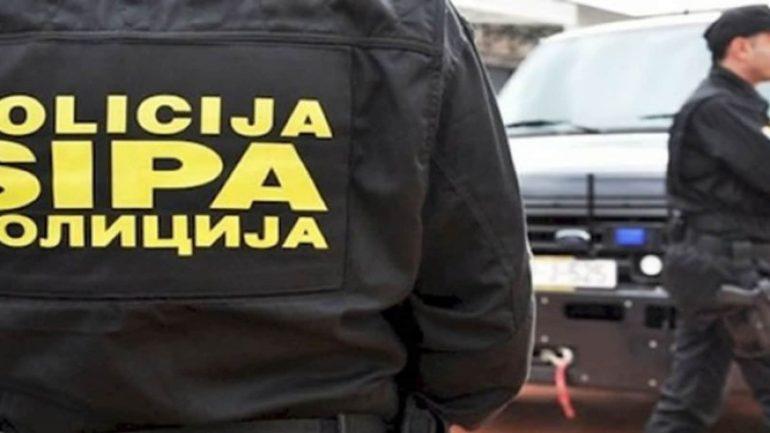 Bosnje Policia