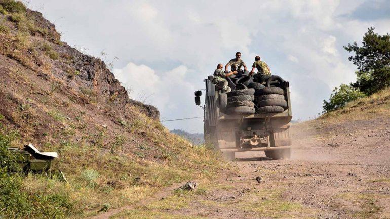 Lufta Azerbajxhaqn Armenia1