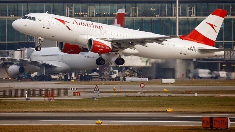 Austrian Airlines 770x433