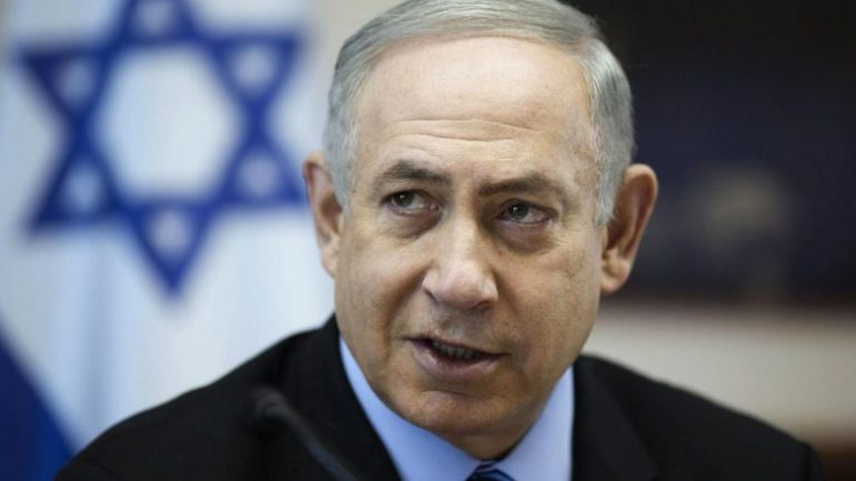 Benjamin Netanyahu 780x439