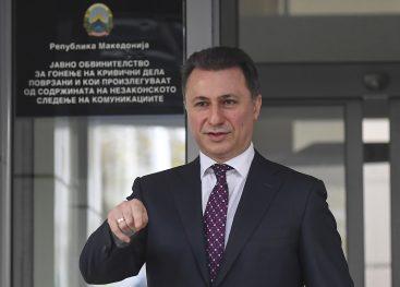 Former Macedonian Pm Nikola Gruevski Granted Asylum In Hungary