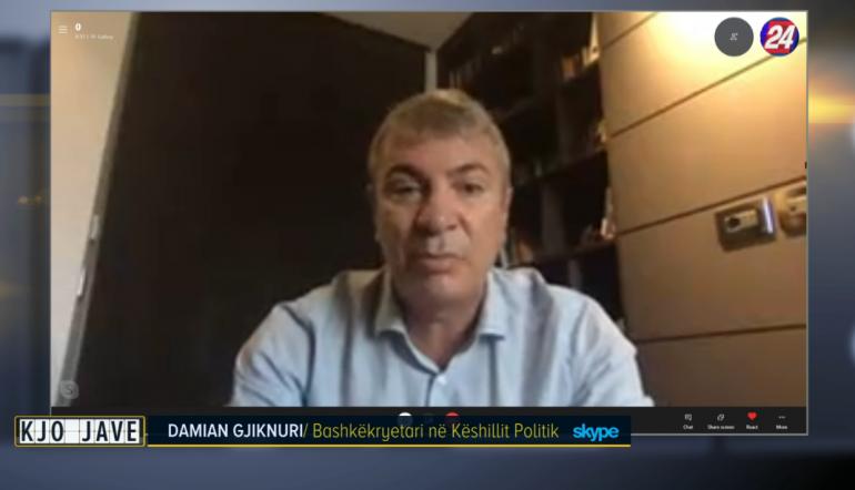 Damian Gjiknuri 2