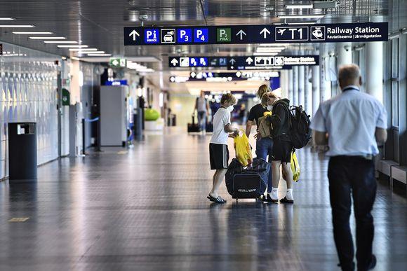 Finlande Aeroport