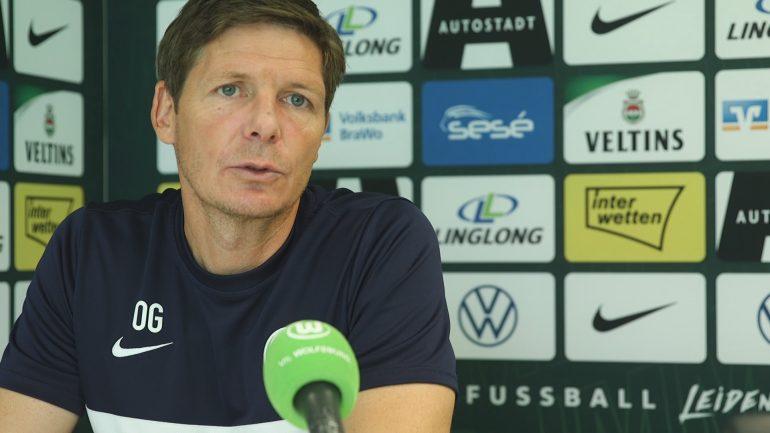 Trajneri I Wolfsburg