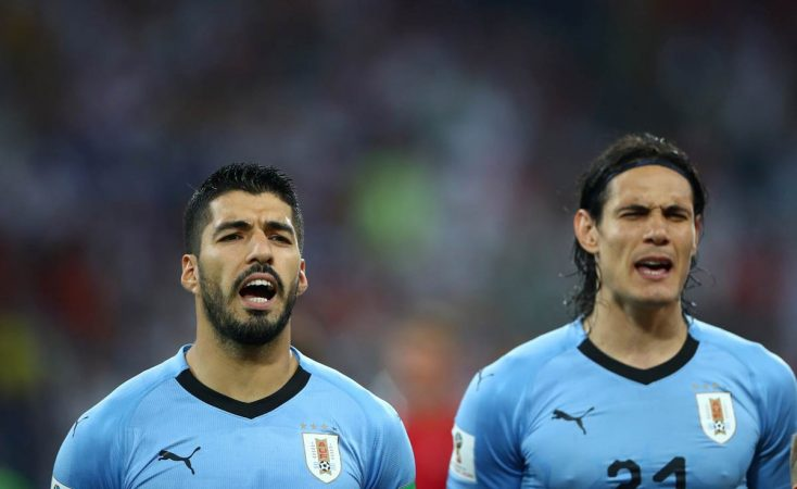 World Cup Round Of 16 Uruguay Vs Portugal