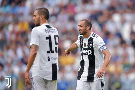 Bonucci E Chiellini 18 19 Juventus Twitter
