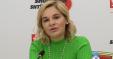 Monika Kryemadhi Me Gazetaret
