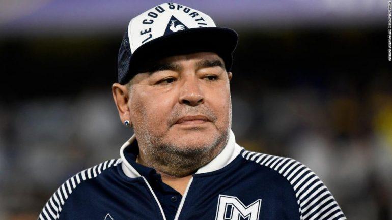 The Golden Boy Diego Maradona Turns 60 1280x720