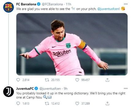 Barceloa Messi