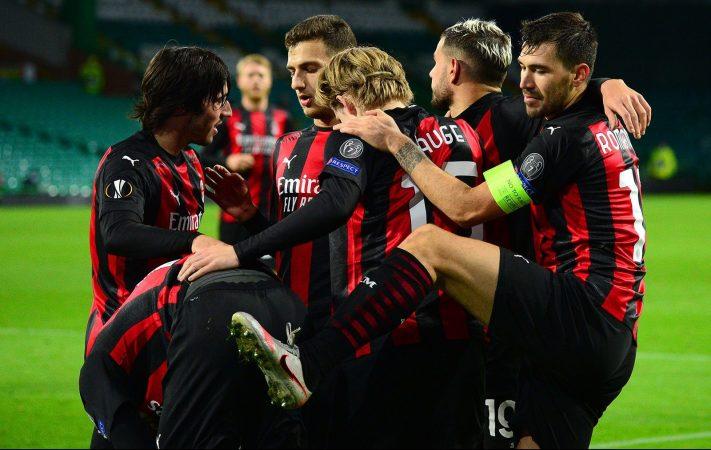 Celtic V Ac Milan Group H Uefa Europa League2 E1603400534214