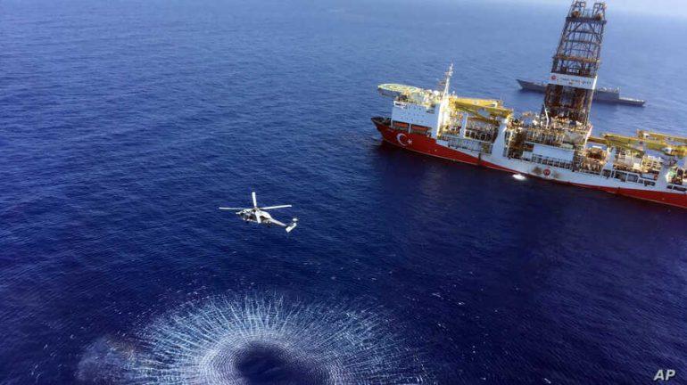 Turkey Cyprus Drilling