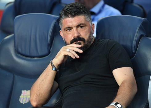 Fc Barcelona V Ssc Napoli Uefa Champions League Round Of 16: Second Leg