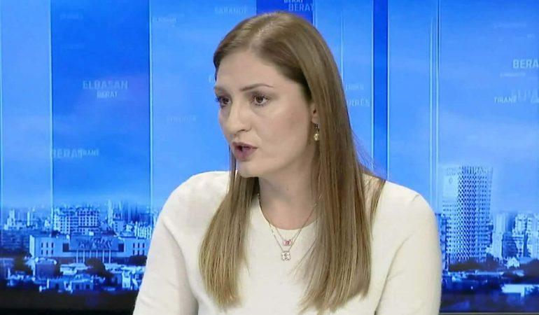 Klajda Gjosha Aopinion