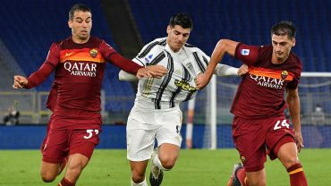 Morata Spinazzola Kumbulla Roma Juventus Serie A Ixpw41ul9k271wyhn7tme3kd2