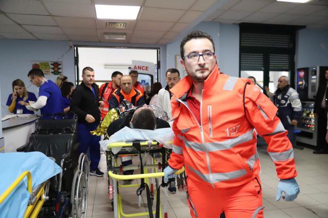 Tërmeti i 26 nëntorit, Manastirliu kujton sakrificën e mjekëve dhe jep mesazhin shpresëdhënës: Do ta fitojmë së bashku edhe këtë luftë