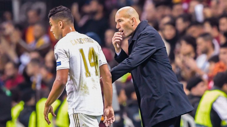Zidane Hopes That Real Madrid Will Adapt After Positive Results