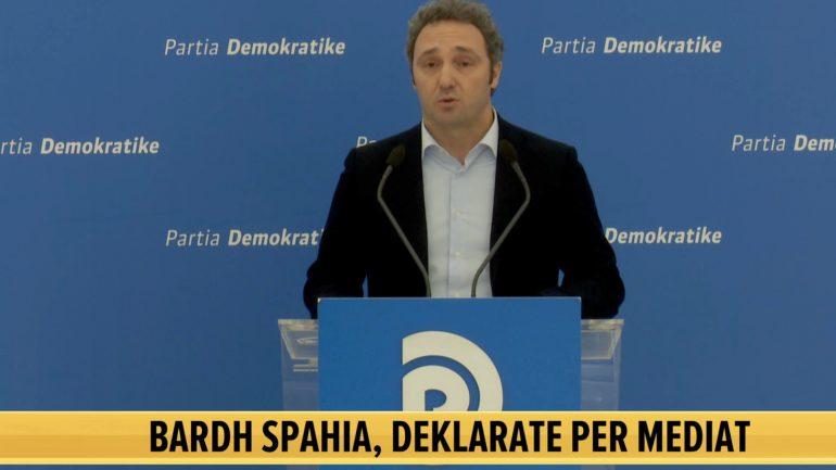 Bardh Spahia: Prokuroria të hetojë urgjent fshehjen e numrit të viktimave nga Covid-19, qeveria po manipulon provat