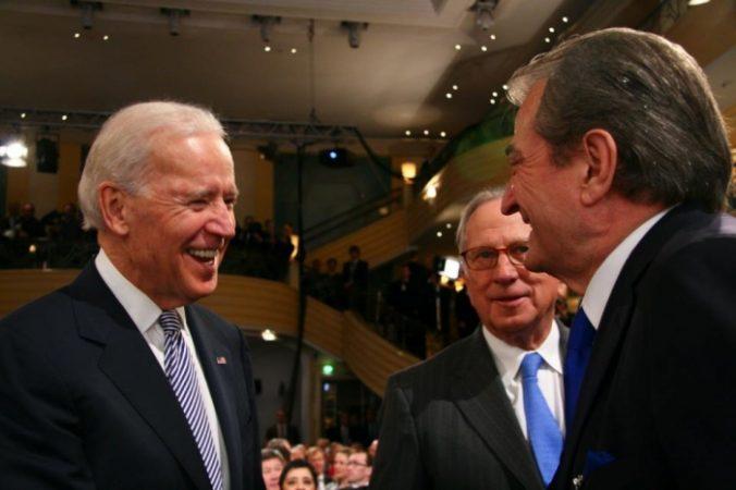 Berisha Takon Joe Biden