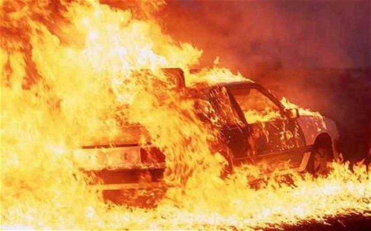 U vuri zjarrin makinës në Kolonjë, arrestohet autori nga Vora një ditë pas ngjarjes