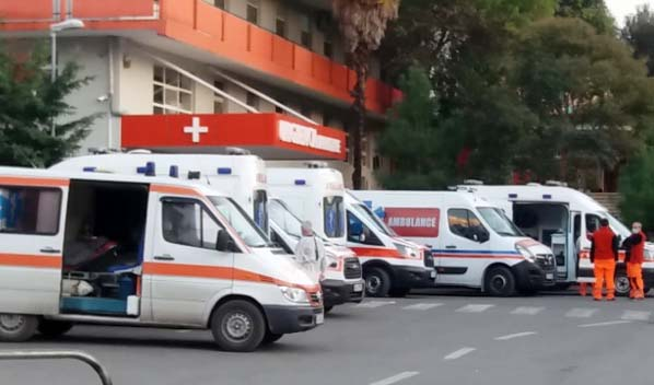 Infektivi Ambulanca