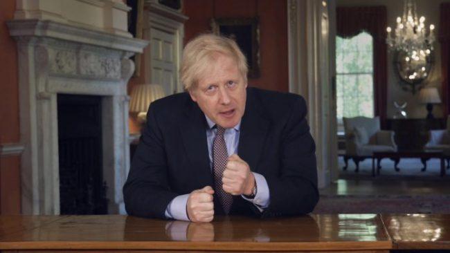 Lockdown Regno Unito Johnson Vigore Boris Lcdj 696x392
