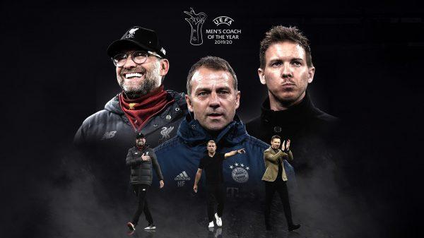 Men S Coach Nominees