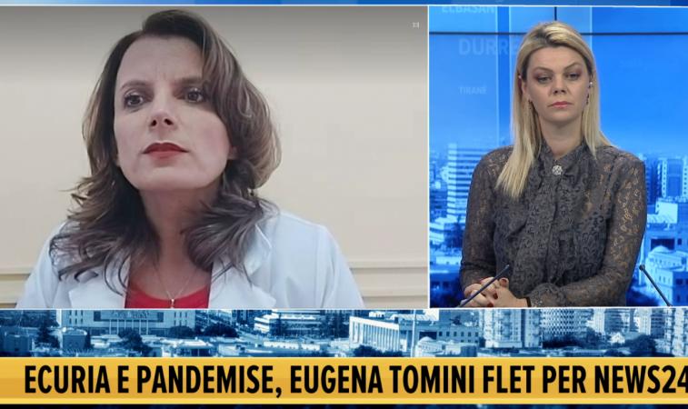 Pandemia Eugena Tomini