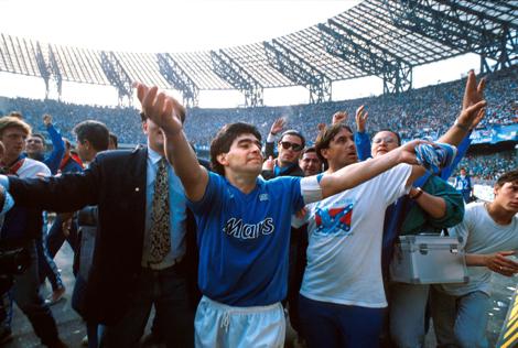 Soccer Italian Serie A Napoli V Sampdoria