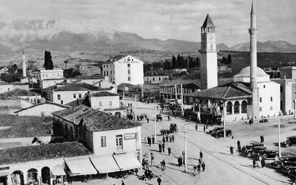 Tirana As Capital Of Albania 600x375