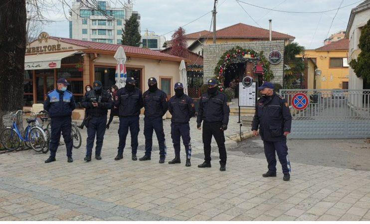 Proteste Shkoder