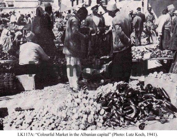 Tregu Ne Tirane 1941