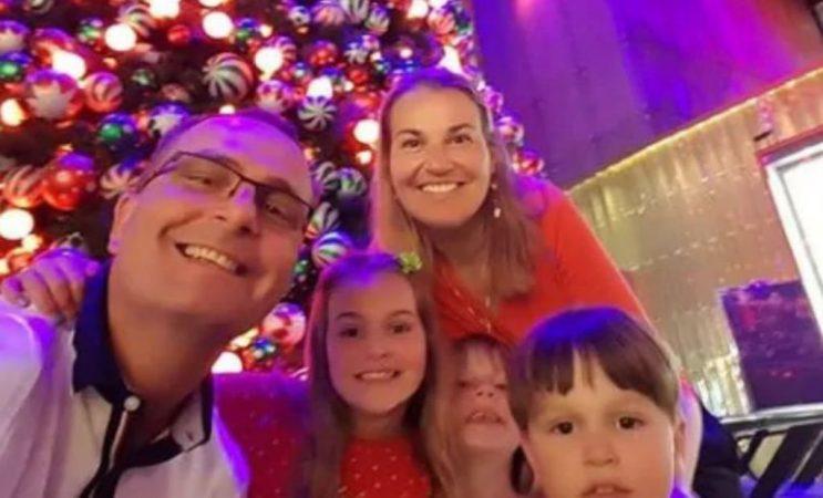 0 Mum Slaughtered Three Beautiful Children Before Taking Own Life At Home