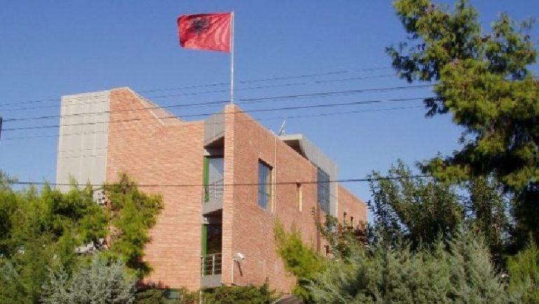 ambasada shqiptare