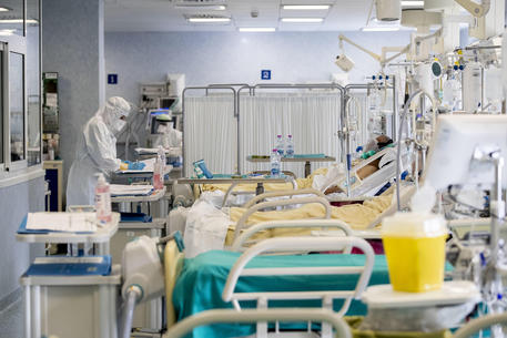 Covid Hospital Rome